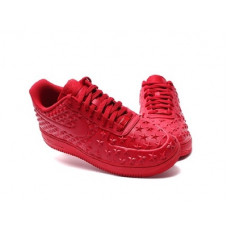 NIKE AIR FORCE 1 LV8 VT STAR INDEPENDENCE DAY RED скидка